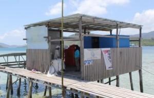 Desilinasi Air Bersih Kepulauan Anambas