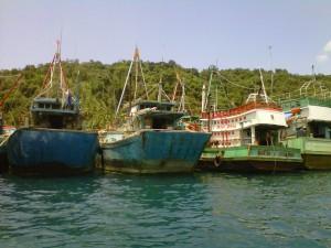 Kapal Illegal Fishing (1)