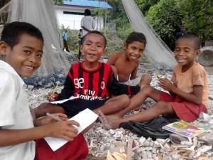 PR Besar di  Pulau-Pulau Kecil Terluar
