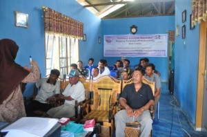 "Indonesia Coral Reef Action Network (I-CAN) – Pembentukan Pokmaswas ""Laut Lestari"" Desa Lemito Kecamatan Lemito, Kabupaten Pohuwatu-Gorontalo"