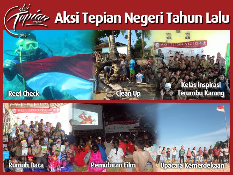 Mari Berkenalan dengan Indonesia Melalui Aksi Tepian Negeri