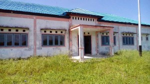 Bangunan kantor PPI Ukurlaran, Saumlaki