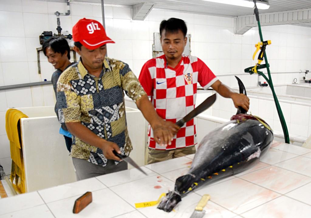 Menyigi Ceruk Industri Perikanan Indonesia