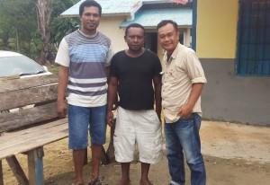 Nathaniel, Marthen dan Kamaruddin Azis (foto: DFW Indonesia)