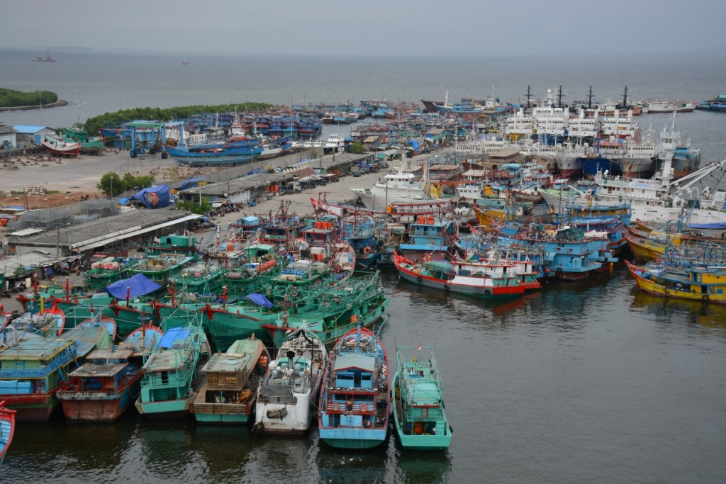 Indonesia (Terus) Melawan Perikanan Ilegal