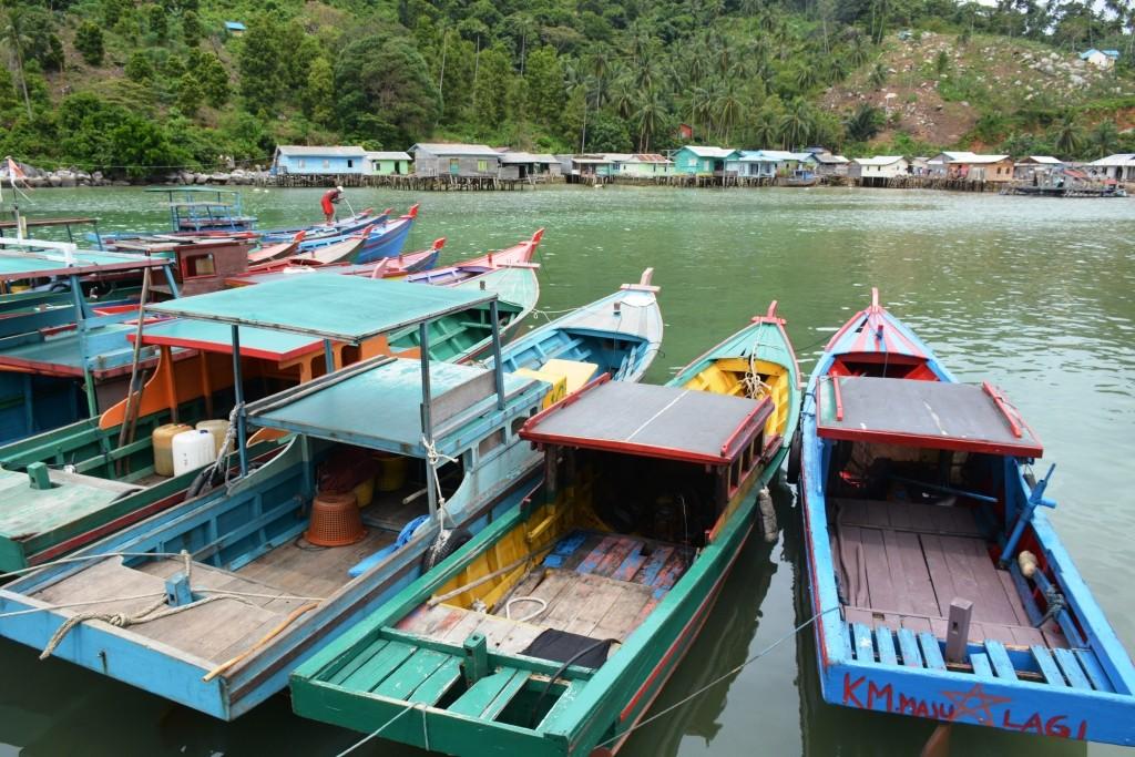 Struktur Armada Perikanan Tangkap Indonesia didominasi Skala Kecil