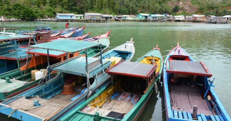 Armada tangkap nelayan Anambas.  (foto: DFW-Indonesia)