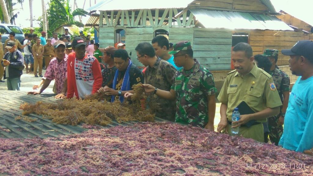 DFW-Indonesia dan INPEX Kerjasama Kembangkan BUMDes Pesisir