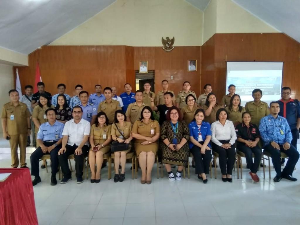 Anggota PAKP Sulawesi Utara