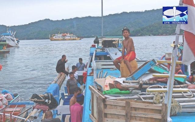 Realisasi Kredit Murah Perikanan Tangkap di Bitung Rendah (1)