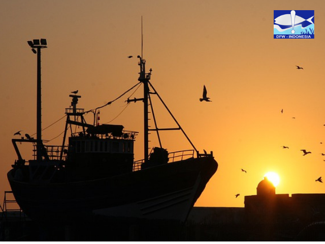 Laut Indonesia Rawan Kejahatan Maritim