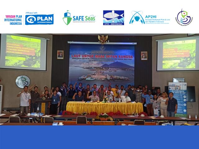 Pelatihan Resiko Kerja bagi Nelayan dan Awak Kapal Perikanan Bitung